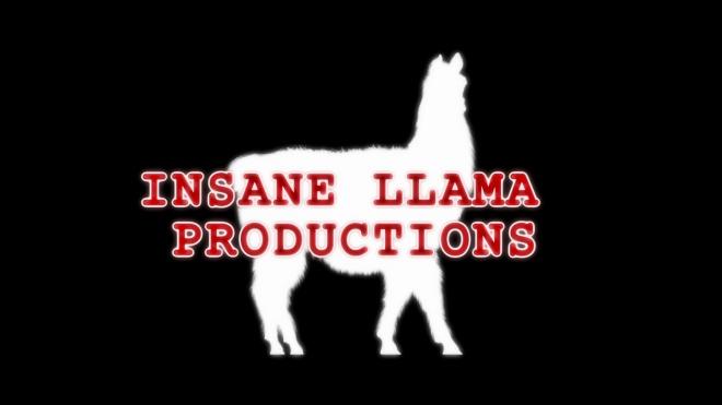 LLama logo Red
